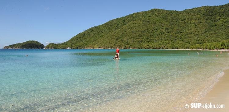 paddleboarding-francis-bay-stjohn