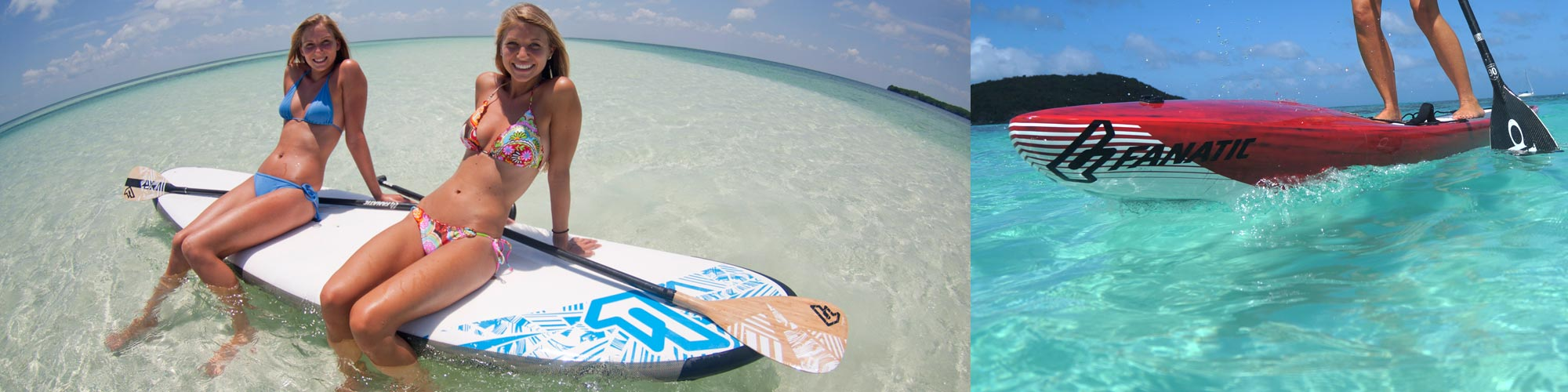 Paddleboard Rental on St.John, USVI