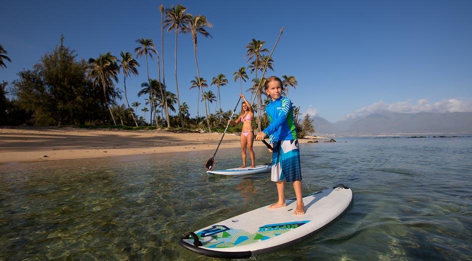 SUP Paddleboard Lessons St. John, USVI