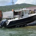 Powerboat Charter St. John USVI