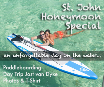 St. John Honeymoon Special