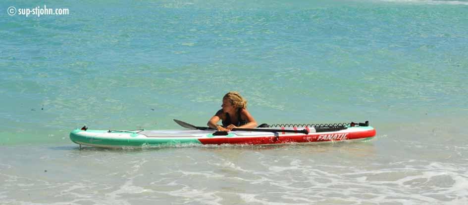 paddleboard-jumbie-bay-stjohn
