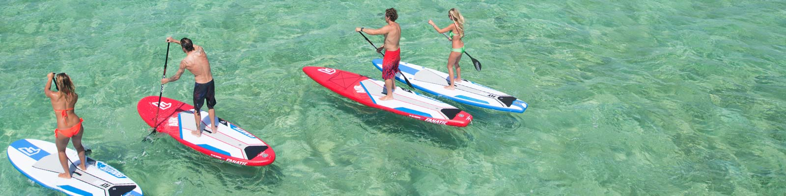 Paddleboard Lessons on St. John, USVI