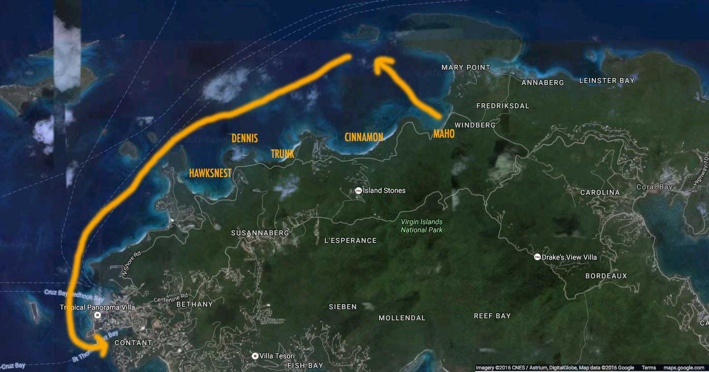 downwinder-maho-cruz-bay-stjohn-paddleboard-excursion-stjohn