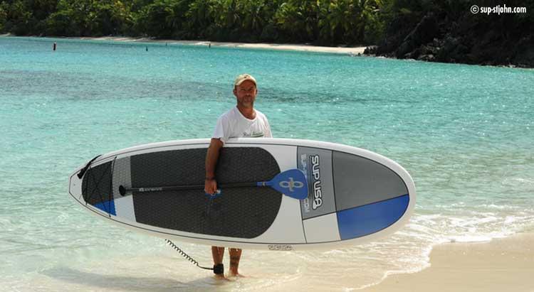 paddleboard-rental-lesson-stjohn-usvi-hawksnest