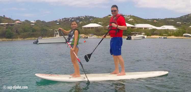 kids-family-paddleboarding-stjohn