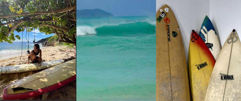 surfboard rental st. john
